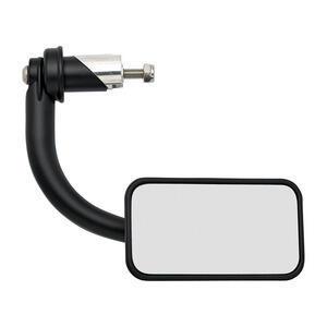 Specchietto retrovisore bar-end Biltwell Rectangle 22mm nero