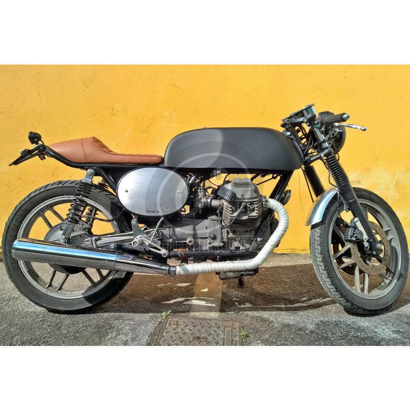 Serbatoio benzina per Moto Guzzi Serie Grossa - Foto 2