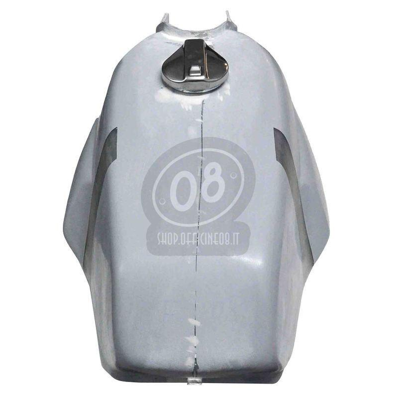 Fuel tank Moto Guzzi Serie Grossa V 7 Sport Replica fiberglass - Pictures 6