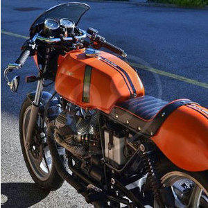 Serbatoio benzina per Moto Guzzi Serie Grossa V 7 Sport Replica - Foto 3