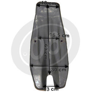 Fuel tank Honda CB 750 Four K1 Daytona Replica fiberglass - Pictures 10