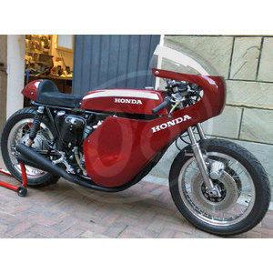 Fuel tank Honda CB 750 Four K1 Daytona Replica fiberglass - Pictures 8