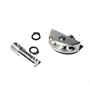 Sdoppiatore cavo freno anteriore alluminio