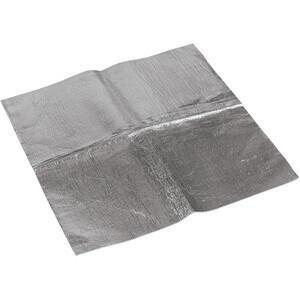 Protezione calore metallica 20x24cm