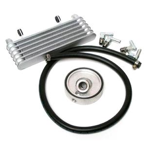 Radiatore olio motore per Honda CB 500 Four K1 completo