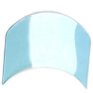 Plexiglass per tabella portanumero piana