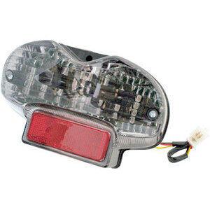 Suzuki GSF 600 U Bandit 2001 Rear Tail Light LED