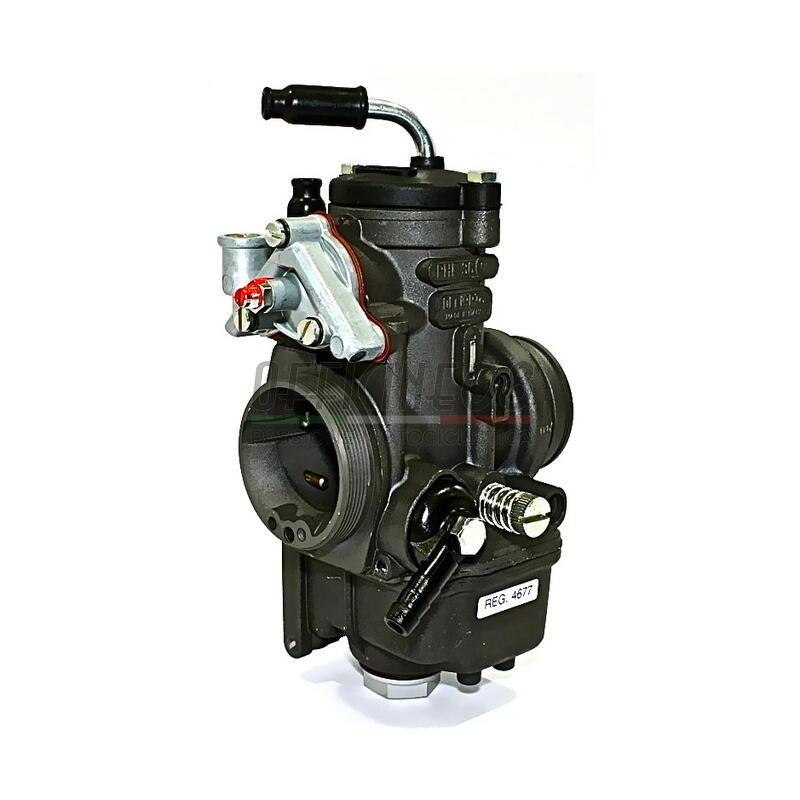 Dellorto PHM PHF 32-40mm carburetor dual inlet fuel banjo 0789000-938