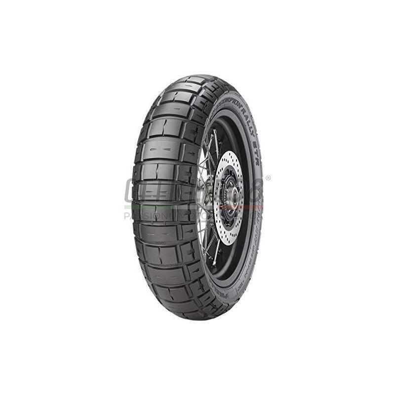 Pneumatico Pirelli 180/55 - ZR17 (73V) Scorpion Rally Street posteriore