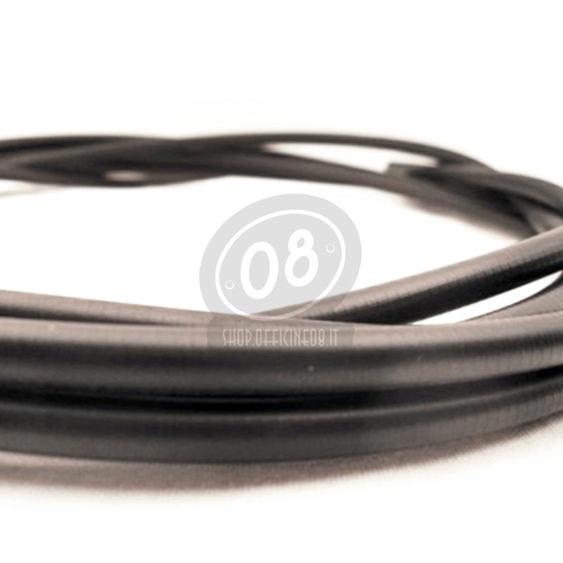 Guaina cavi comandi al manubrio 7.5mm nero - Foto 2