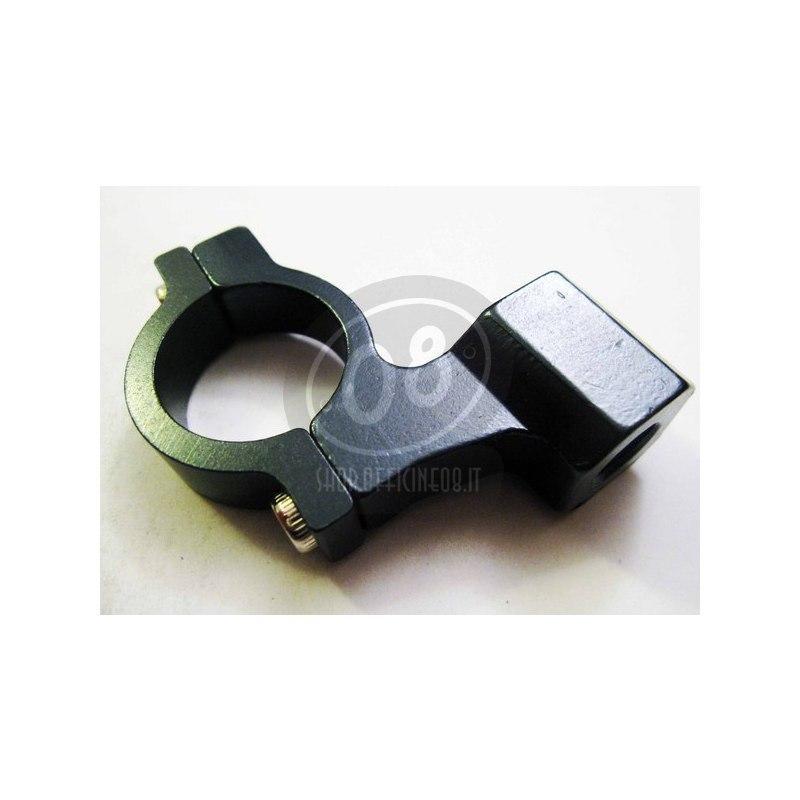 Collare porta specchietti 22mm Sport nero - Foto 2