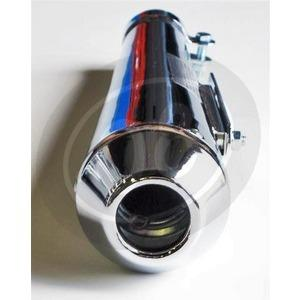 Exhaust muffler Megaton chrome - Pictures 7