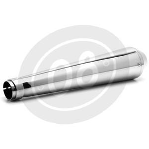 Exhaust muffler Megaton chrome - Pictures 5