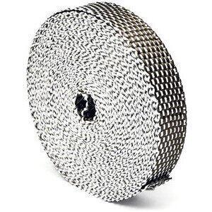 Benda termica collettori di scarico 982° platino 25mm 15mt