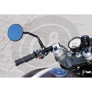 Specchietto retrovisore LSL Clubman nero sinistro - Foto 3
