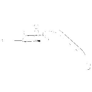 Specchietto retrovisore LSL Gonia mini nero destro