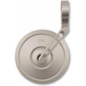 Specchietto retrovisore bar-end LSL Retro corto grigio