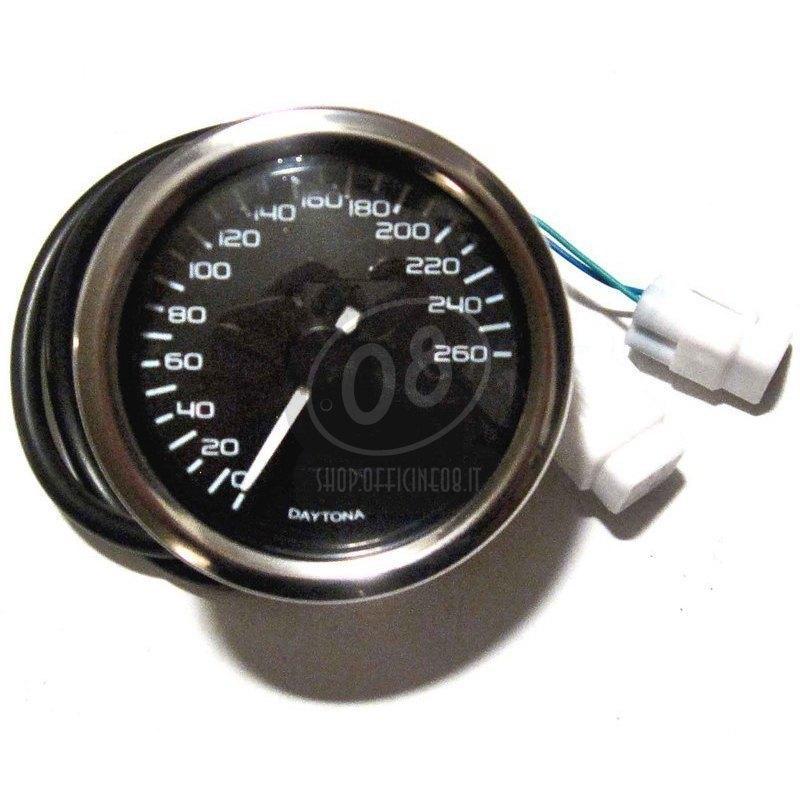 Electronic speedometer Daytona 260Km/h polish - Pictures 2