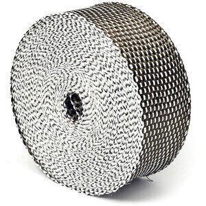 Benda termica collettori di scarico 982° platino 50mm 15mt