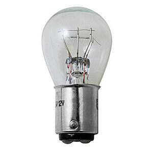 Halogen bulb 12V BAY15D-21/5W
