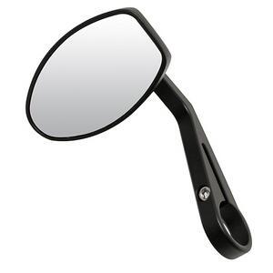 Rearview mirror bar-end Modern Classic black