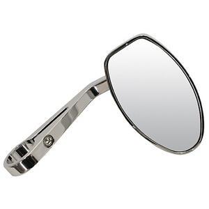 Specchietto retrovisore bar-end Ferrara cromo