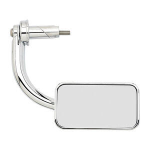 Specchietto retrovisore bar-end Biltwell Rectangle 1'' cromo