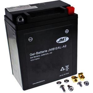 Batteria di accensione JMT YB12AL-A2 gel 12V-12Ah
