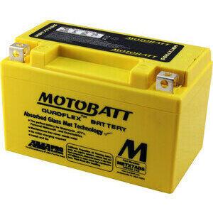 Batteria di accensione Motobatt MBTX7ABS 12V-7Ah
