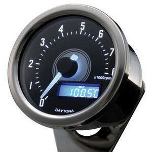 Electronic tachometer Daytona60 8K polish