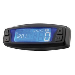 Electronic multifunction gauge Daytona Sport Touring black