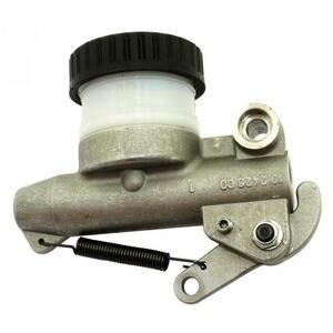 Rear brake master cylinder Brembo PS15 Replica grey