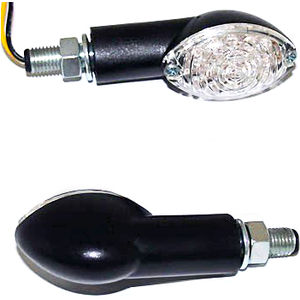Coppia frecce led Cat-Eye corte