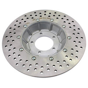 Brake disc BMW R 75/7 front rotor vented