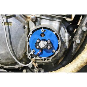 Centralina di accensione elettronica per Moto Guzzi Serie Grossa Dynatek Dyna III alternatore Bosch - Foto 4