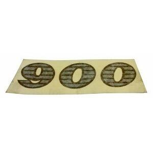 Adesivo 900 per Ducati