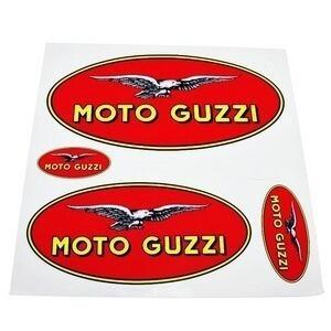 Adesivo Moto Guzzi kit