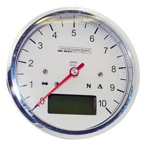 Electronic multifunction gauge Motogadget ChronoClassic Tacho 10K