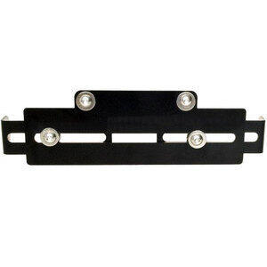 Adjustable license plate holder