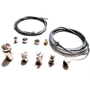 Kit riparazione cavi e nippli