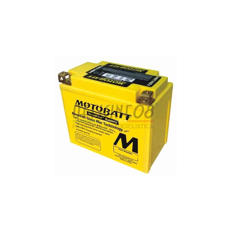 Batteria per Moto Guzzi 850 Le Mans sigillata MotoBatt 12V-32Ah