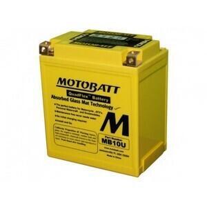 Battery Suzuki GS 500 E sealed Motobatt 12V-14.5Ah
