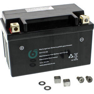 Battery 6-ON YTZ10S 12V-8.6Ah
