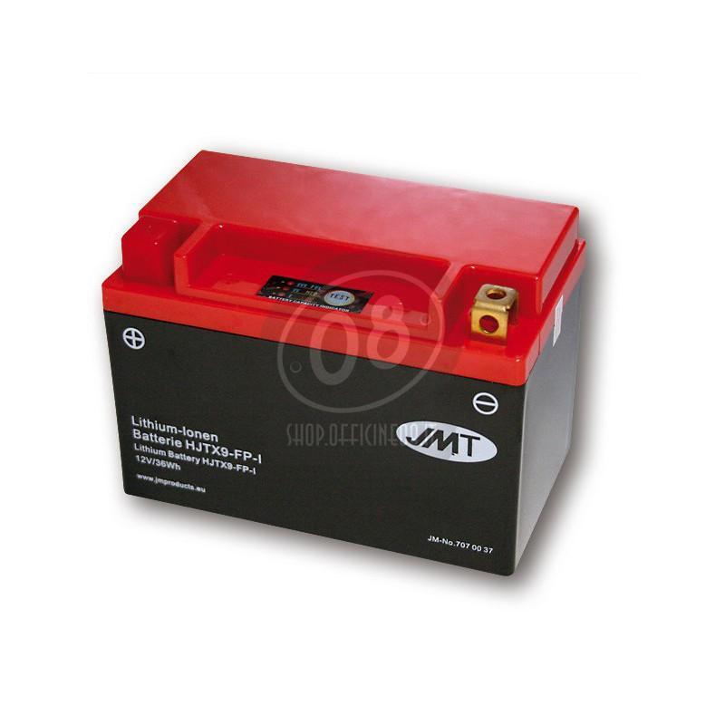 Batteria Li-Ion JMT 12V-180A, 3Ah