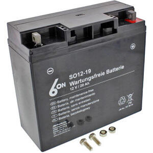 Battery 6-ON 51913 12V-20Ah