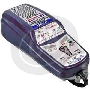 Battery charger TecMate Optimate4 Dual 12V