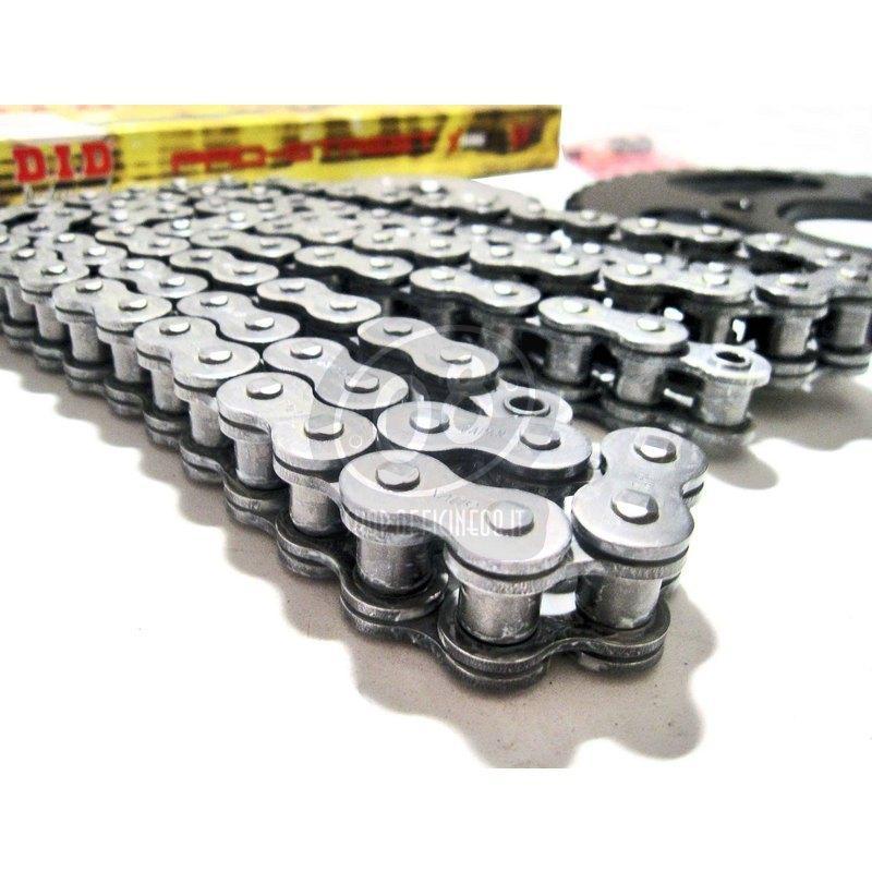 Kit catena, corona e pignone per Honda CB 550 Four K DID - Foto 2