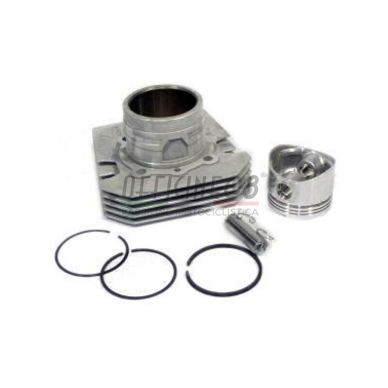 Cylinder and piston kit Moto Guzzi V 50 Monza