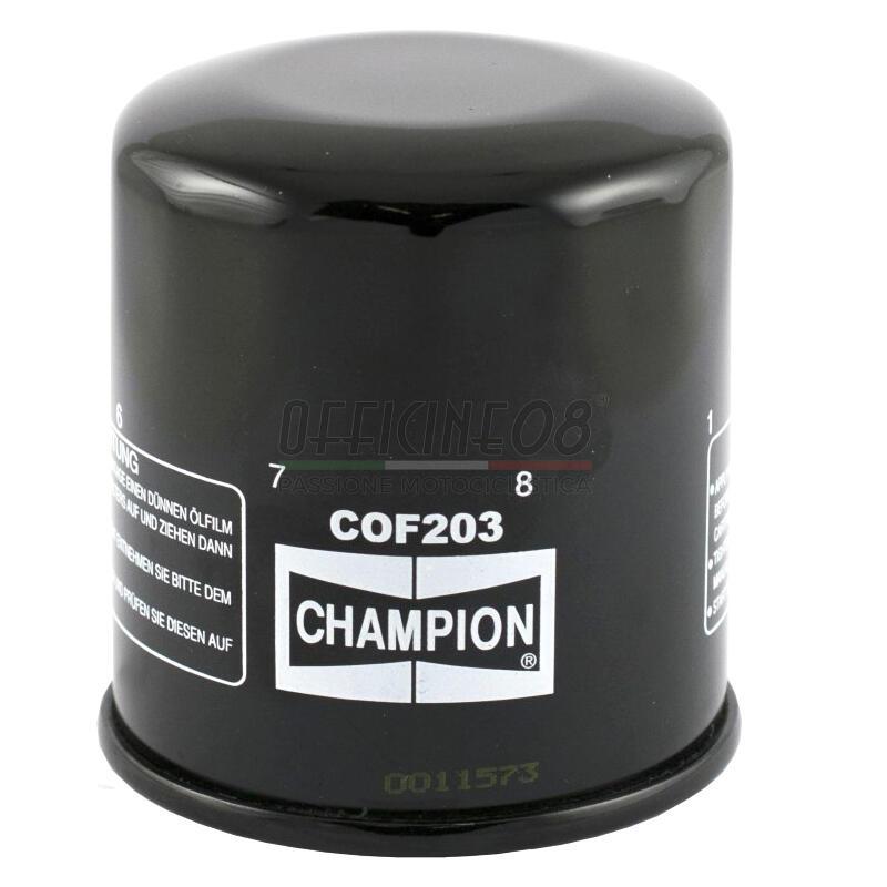 Filtro olio motore per Honda CB 500 S Champion