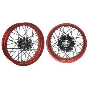 Complete soke wheel kit Moto Guzzi 1200 Sport
